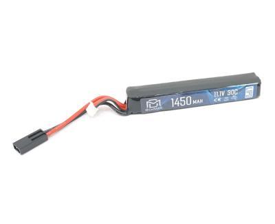 Аккумулятор BlueMAX Li-Po 11.1V 1450mah 30C, 115x22x16,5 мм (стик)
