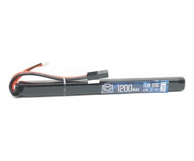 Аккумулятор BlueMAX Li-Po 11.1V 1200mah 20C, 185x17x17 мм (стик)