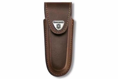 Чехол Victorinox 4.0537 (кожа, для ножей 111 мм, коричневый)
