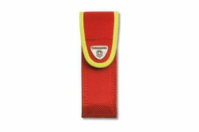 Чехол Victorinox 4.0851 (нейлон, для ножей 111 мм, красно-желтый)