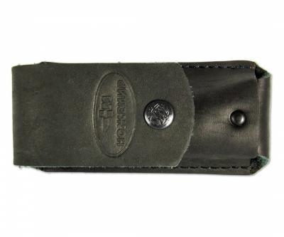 Чехол кожаный для складного ножа №11