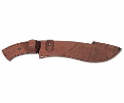 Чехол кожаный для мачете БАЛАНС (6632)