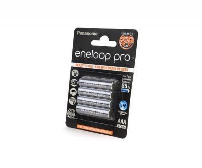 Аккумулятор Panasonic eneloop pro BK-4HCDE/2BE 930 mAh (AAA) BL2