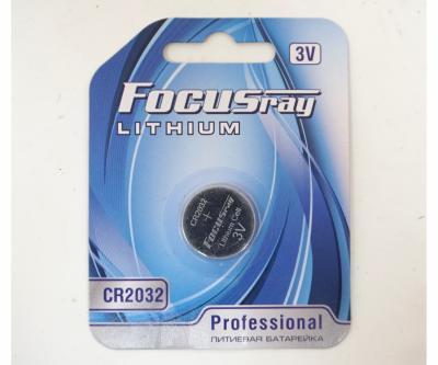 Батарейка FocusRay Lithium 3V (1 x CR2032)