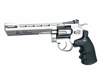 Пневматический револьвер ASG Dan Wesson 6