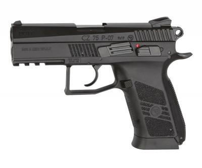 Пневматический пистолет ASG CZ 75 P-07 Duty