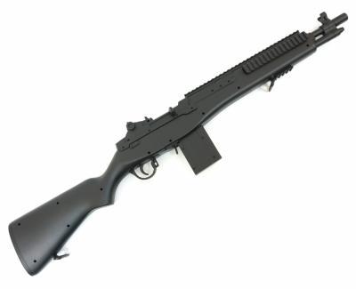 Страйкбольная винтовка Cybergun M14 Military Rail Spring (160700)