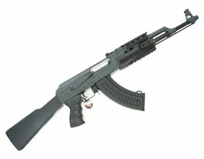 Страйкбольный автомат Cyma АК-47 Tactical (CM.042A)