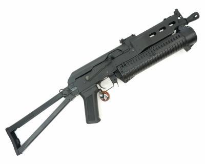 Страйкбольный пистолет-пулемет Cyma PP-19 Bizon (CM.058)