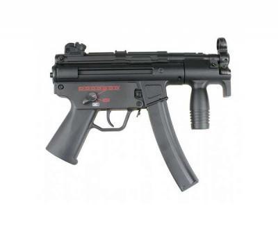 Страйкбольный пистолет-пулемет Galaxy G.5K (MP5K)