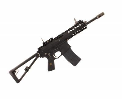 Страйкбольная винтовка WE Awss KAC PDW 8