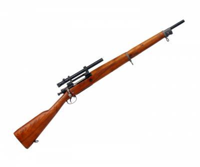 Страйкбольная винтовка G&G GM1903 A4 Gas (Springfield M1903) GGS-3A4-GAS-WNB-NCM