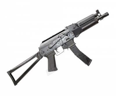 Страйкбольный пистолет-пулемет LCT ПП-19-01 «Витязь» (PP-19-01)