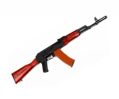 Страйкбольный автомат Diboys RK-06 ST AK74M