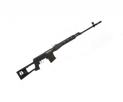 Страйкбольная винтовка SVD (Spring Version) (S.V.D.A.)