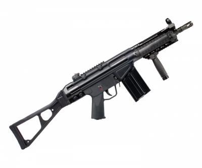 Страйкбольный автомат G&G MC51 (FS51) Folding Stock (HK G3) TGF-051-FOD-BNB-NCM