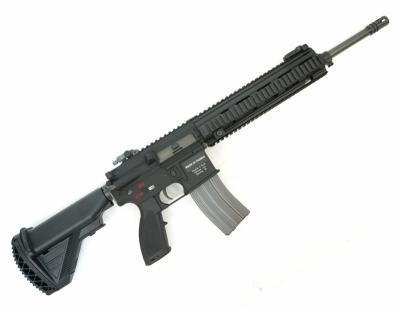 Страйкбольный автомат VFC Umarex HK M27 IAR AEG