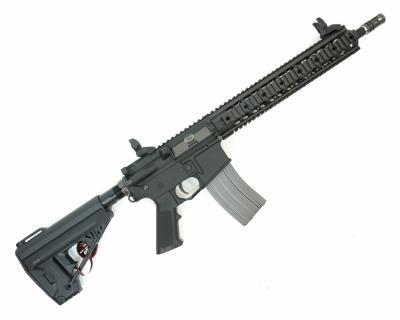 Страйкбольный автомат VFC VR16 Fighter Carbine MK2 Black