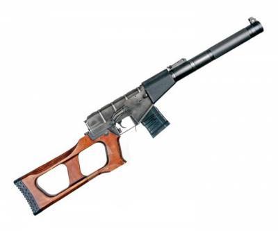 Снайперская винтовка LCT ВСС «Винторез» (VSS Vintorez)
