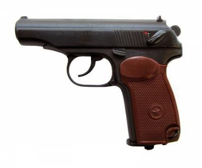 Пневматический пистолет МР-654К-38 (300-500 серия)