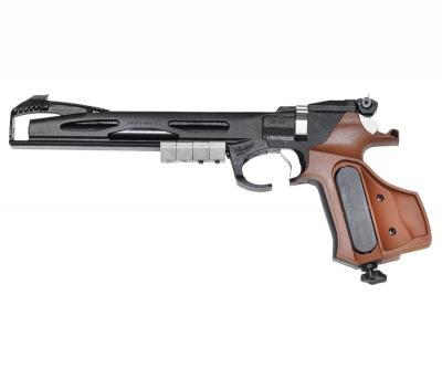Пневматический пистолет МР-657 (однозарядный)