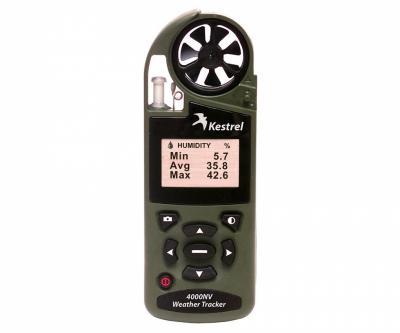 Портативная метеостанция (анемометр) Kestrel 4000 Night Vision
