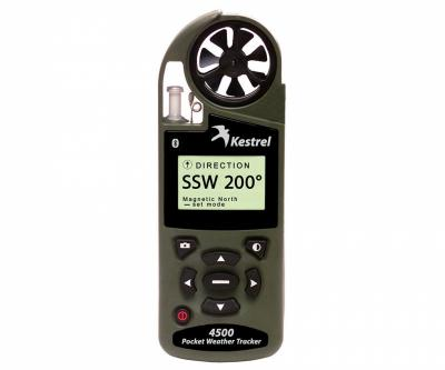 Портативная метеостанция (анемометр) Kestrel 4500 TAN Night Vision w/ Bluetooth