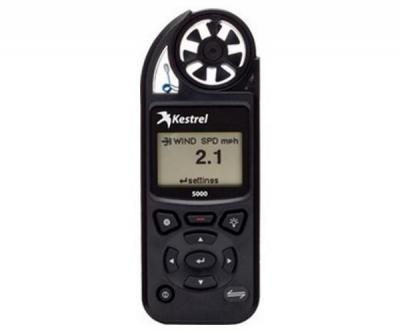 Портативная метеостанция Kestrel 5000 (0850BLK)