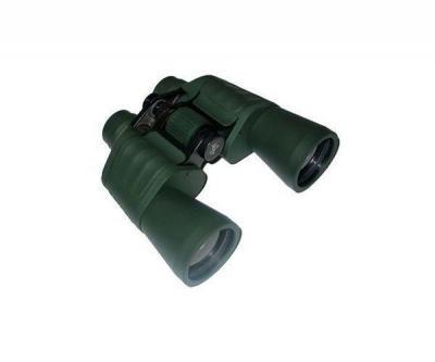 Бинокль Navigator 10x50 profi, зеленый с сеткой