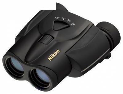Бинокль Nikon Aculon T11 8-24x25, черный