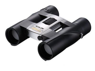 Бинокль Nikon Aculon A30 8x25, серебристый