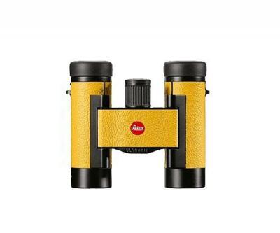 Бинокль Leica Ultravid 8x20 Colorline, lemon-yellow