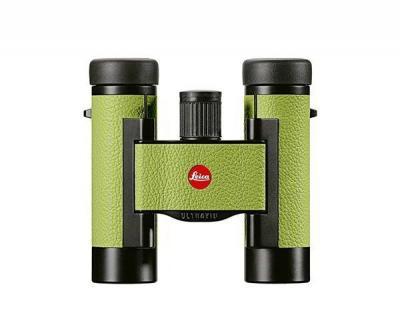 Бинокль Leica Ultravid 8x20 Colorline, apple-green