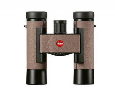 Бинокль Leica Ultravid 10x25 Colorline, brown