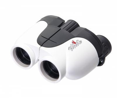 Бинокль Veber White 8x25 белый, черный