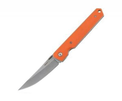 Нож складной Boker 01BO292 Kwaiken Folder Orange (оранжевая рукоять)
