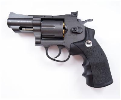 Пневматический револьвер Borner Super Sport 708 (2