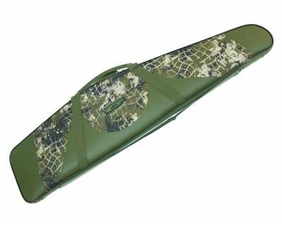 Чехол-кейс 110 см, с оптикой (поролон, кордура, иск. кожа)