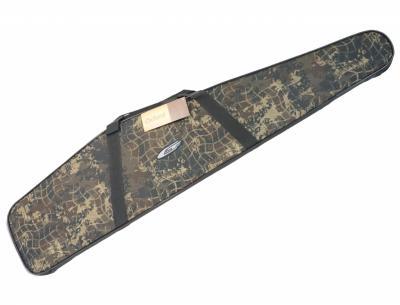 Чехол-кейс 135-У с оптикой (поролон, кордура, рюкзачные лямки)