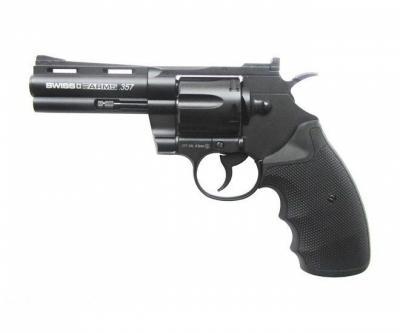 Пневматический револьвер Swiss Arms 357-4