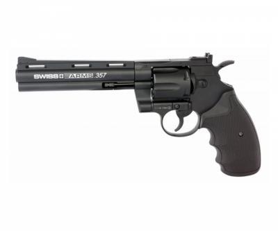 Пневматический револьвер Swiss Arms 357-6
