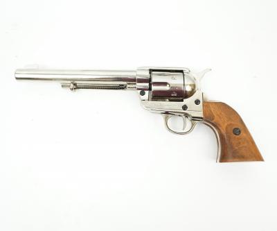 Макет револьвер Кольт кавалерийский, .45 калибра, 6 патронов (США, 1873 г.) DE-1-1191-NQ