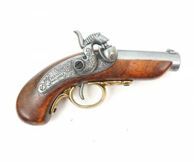 Макет пистоль Дерринджера (США, 1850 г.) DE-1018