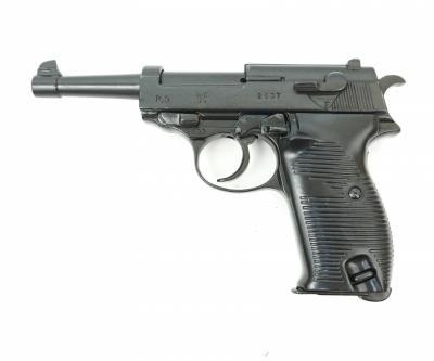 Макет пистолет Вальтер P.38 (Германия, 1938 г., 2-я Мир.война) DE-1081