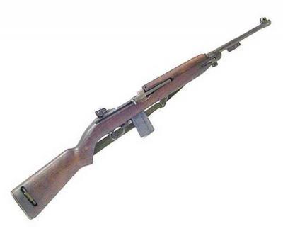 Макет карабин М1 Винчестер (США, 1941 г., 2-я Мир.война) DE-1120