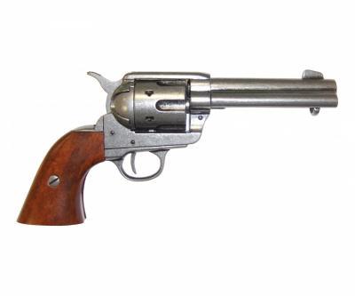 Макет револьвер Кольт Peacemaker, .45 калибра, сталь (США, 1873 г.) DE-1186-G
