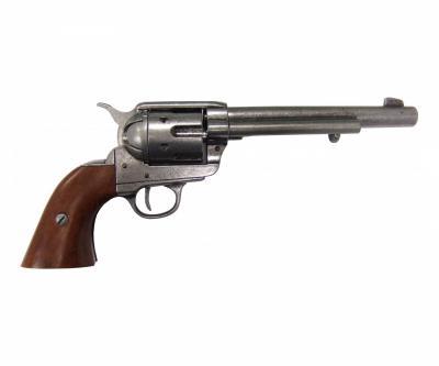 Макет револьвер Кольт кавалерийский, .45 калибра, сталь (США, 1873 г.) DE-1191-G