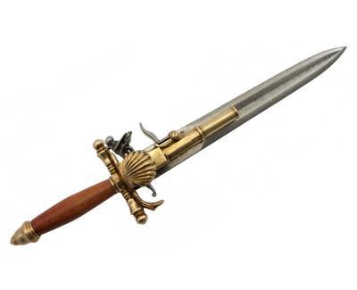 Макет пистолет-нож (Франция, нач. XVIII в.) DE-1204