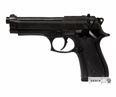 Макет пистолет Беретта 92F, калибр 9 мм (Италия, 1975 г.) DE-1254