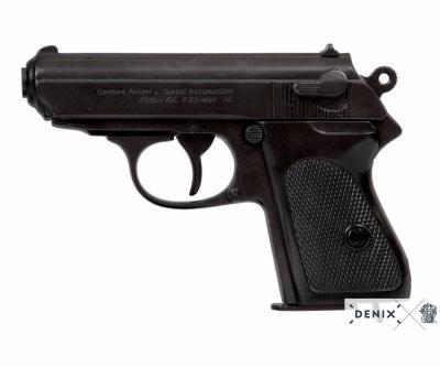 Макет пистолет Вальтер PPK Waffen-SS (Германия, 1929 г., 2-я Мир.война) DE-1277